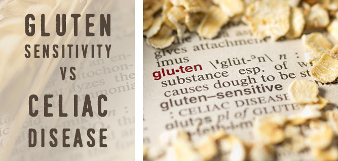 Gluten Sensitivity vs. CeliacDisease